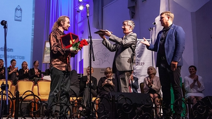 Объявлены победители ХI Международного конкурса имени Микаэла Таривердиева. Фото - Пресс-служба конкурса