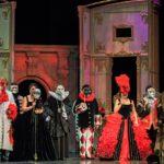 Театр «Астана Опера» привез на петербургский форум оперу-фарс Джоаккино Россини «Шёлковая лестница»