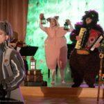 «День рождения Иа» - музыкальный спектакль-знакомство с миром оперы. Фото - Александр Россоловский