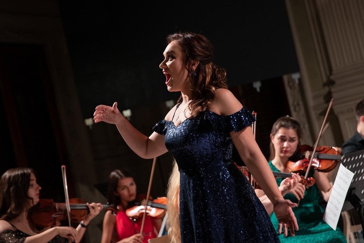 Ирина Костина (сопрано)