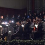 Оркестр и хор MusicAeterna под управлением Теодора Курентзиса выступили в Москве