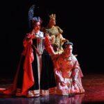 Сцена из оперы Люлли «Атис» в постановке Тьерри Пето