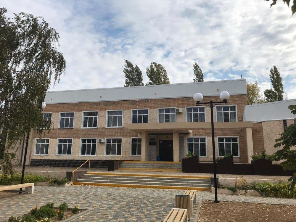 Музыкальная школа в Николаевске