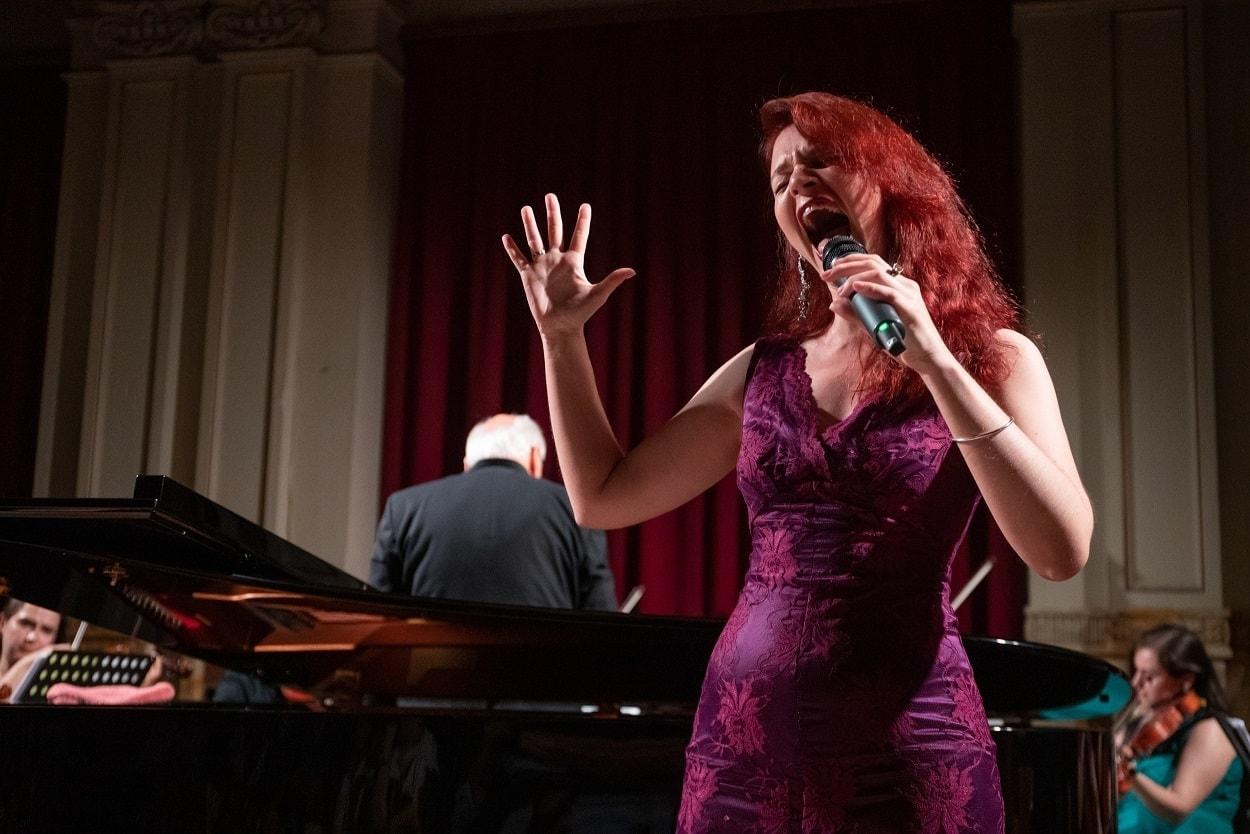 Полина Орбах (джазовый вокал)
