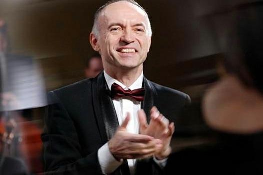 Сергей Скрипка. Фото - сайт Московской филармонии