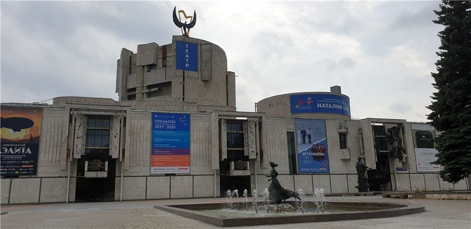 Детский музыкальный театр имени Сац готовится к реконструкции