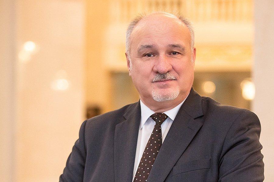 Генеральный директор Национального академического Большого театра оперы и балета Республики Беларусь Владимир Гридюшко