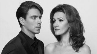 Дмитрий Зуев и Наталья Петрожицкая. Фото - пресс-служба МАМТ