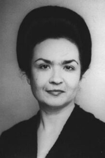 Наталия Домская. Фото - сайт Мариинского театра
