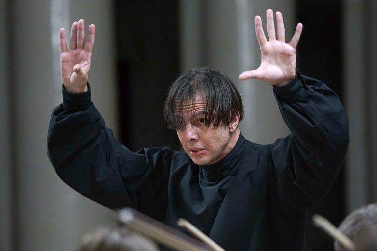 Курентзис и MusicAeterna получили премию Edison Klassiek