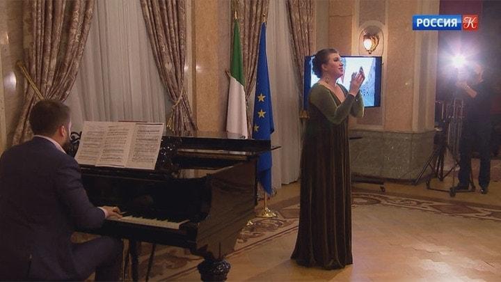 Солисты Мариинского театра дали благотворительный концерт в поддержку Венеции