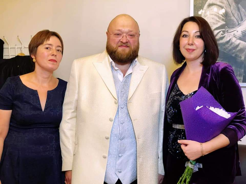 Олеся Бобрик, Максим Пастер, Карина Погосбекова