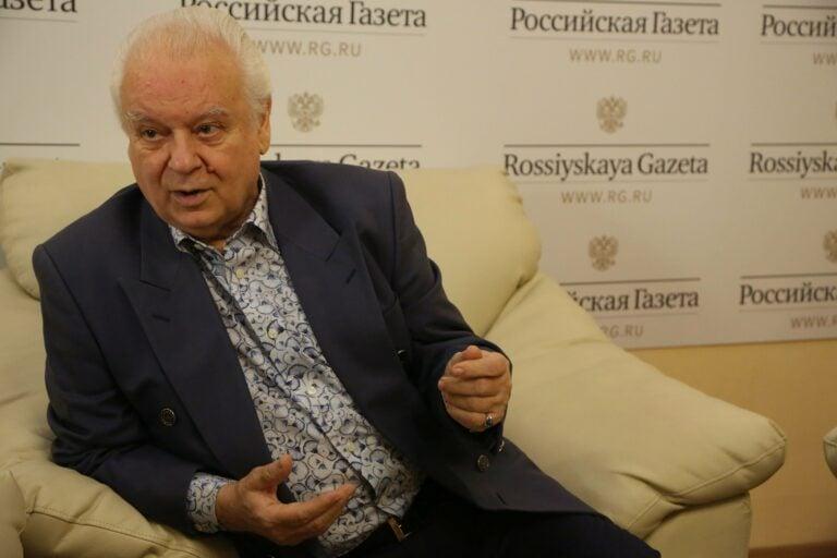Юрий Симонов рассказал о музыке, интригах и дирижерской судьбе