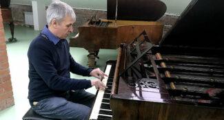 Алексей Ставицкий откроет в Рыбинске Музей фортепиано