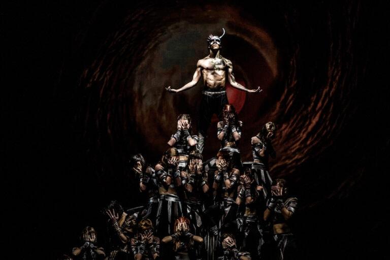 Балет «Три маски короля» в Петербурге