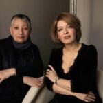 Людмила Улицкая и Полина Осетинская. © «Бедуш & Маренникова»