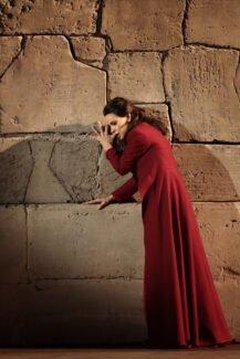Анна Горчева (Дидона). Фото - Дамир Юсупов