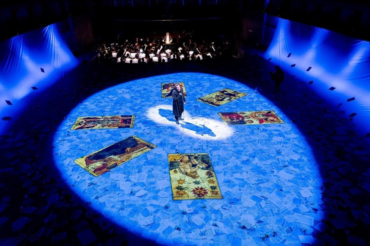 """""""Ангел Низиды"""" Гаэтано Доницетти на фестивале в Бергамо. Фото - Джанфранко Рота"""