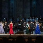 В Большом театре Беларуси с огромным успехом прошел гала-концерт «Молодые голоса мировой оперы». Фото - Михаил Нестеров