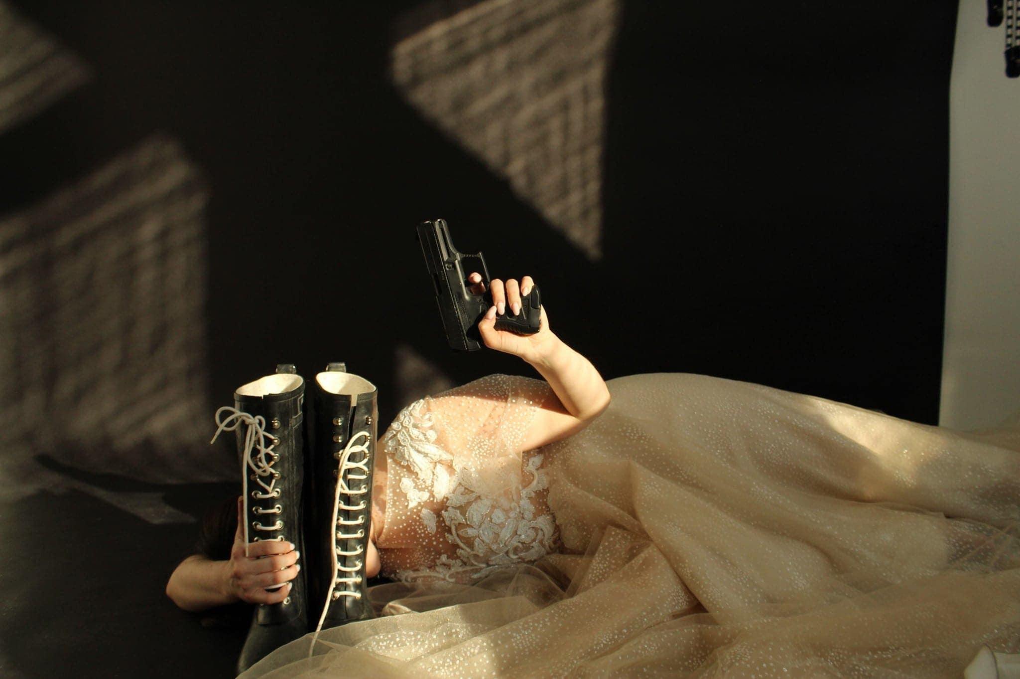 Сцена из оперы Винченцо Беллини «Капулетти и Монтекки» в посановке Елизаветы Корнеевой