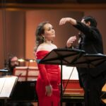 Юлия Лежнева. Фото - Московская филармония