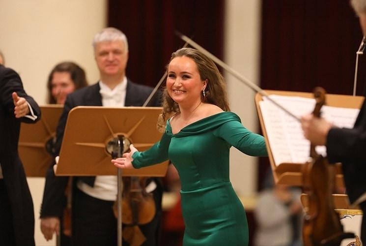 Юлия Лежнева. Фото - Стас Левшин