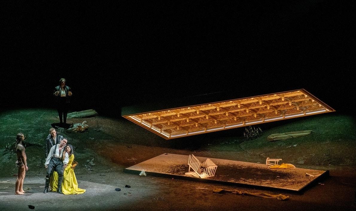 """Лукреция Борджа"" Гаэтано Доницетти на фестивале в Бергамо. Фото - Джанфранко Рота"