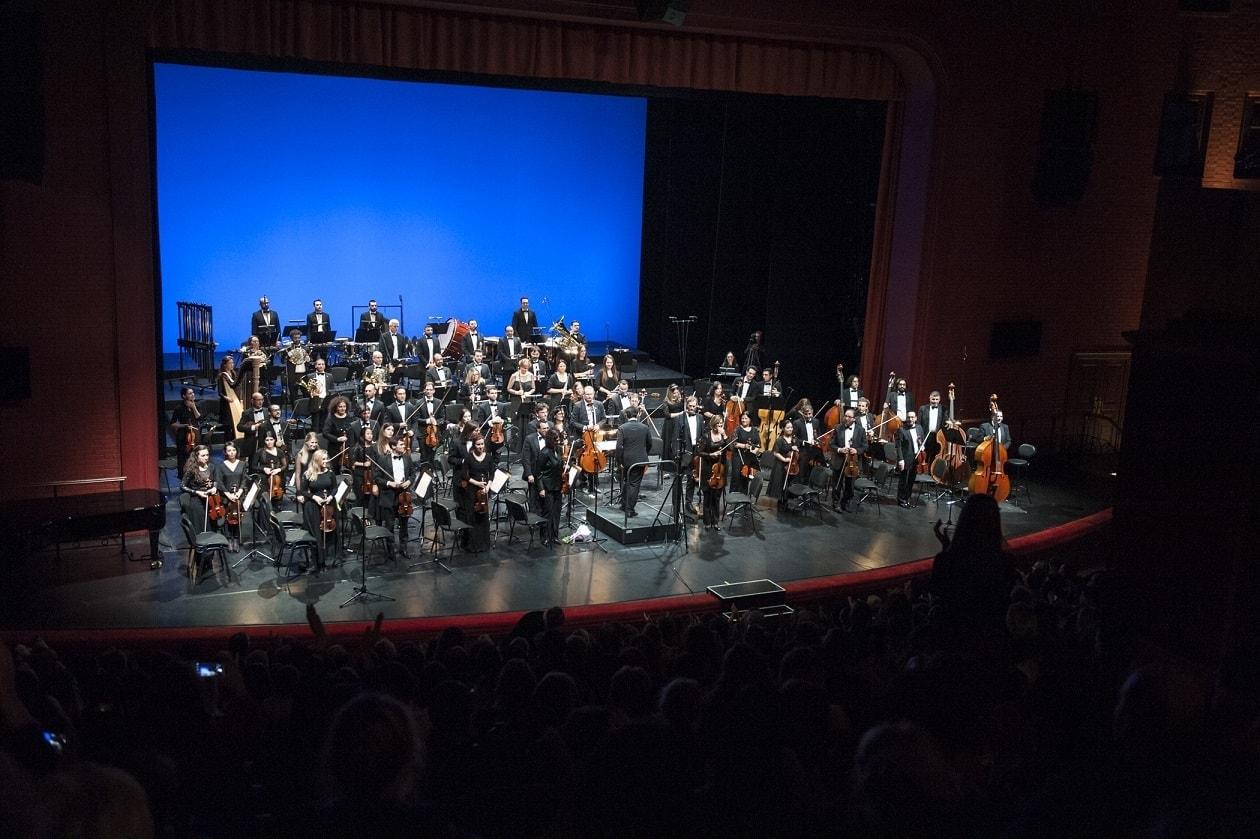 Мальтийский филармонический оркестр в Геликон-опере