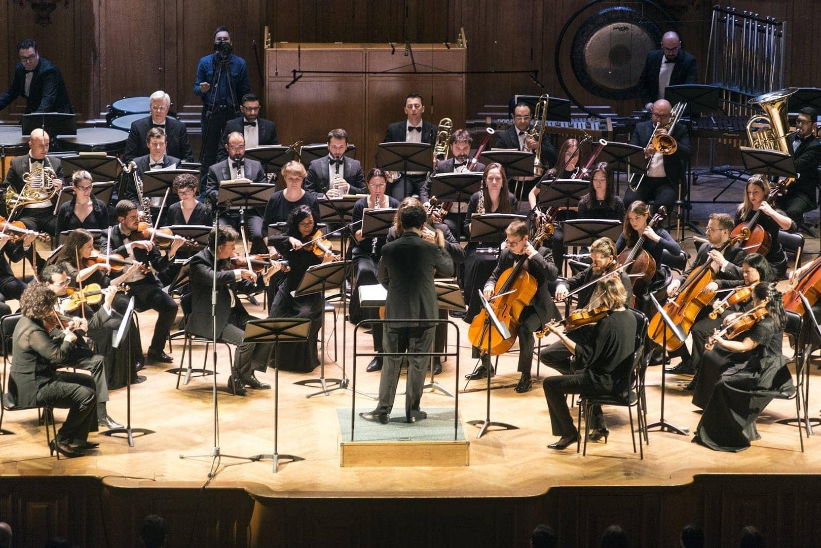 Мальтийский филармонический оркестр и Сергей Смбатян