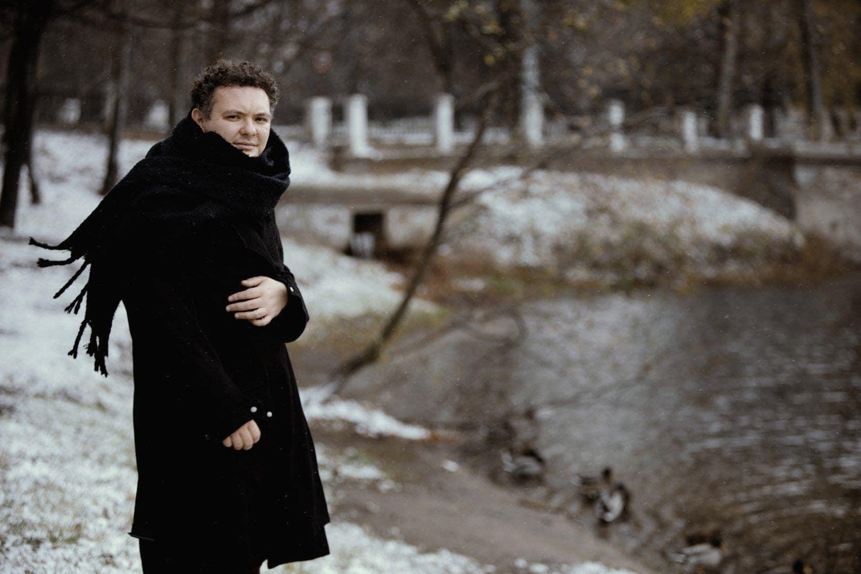 Юрий Фаворин. Фото - Ира Полярная