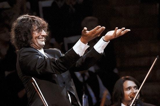 Юрий Башмет отметил день рождения гала-концертом в Зале имени Чайковского