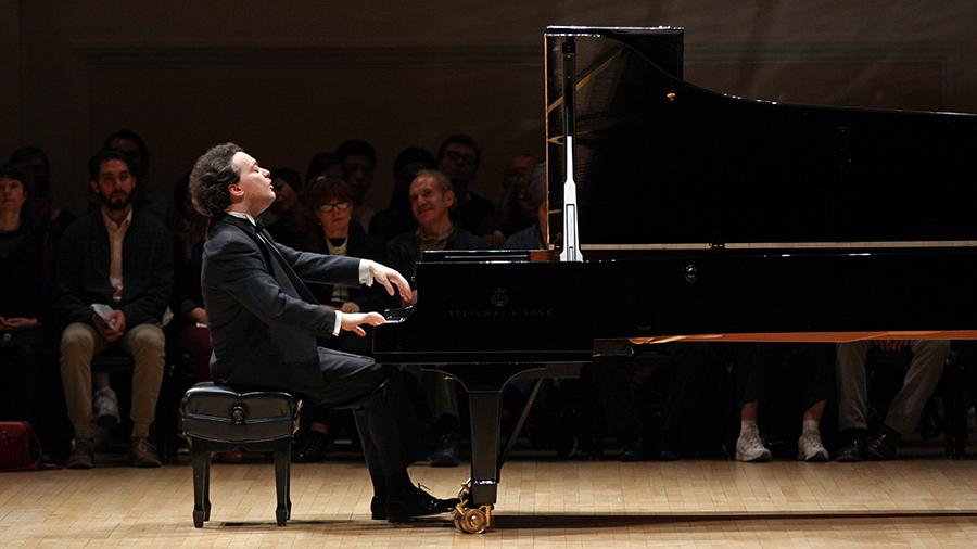 Евгений Кисин. Фото: Getty Images/Hiroyuki Ito