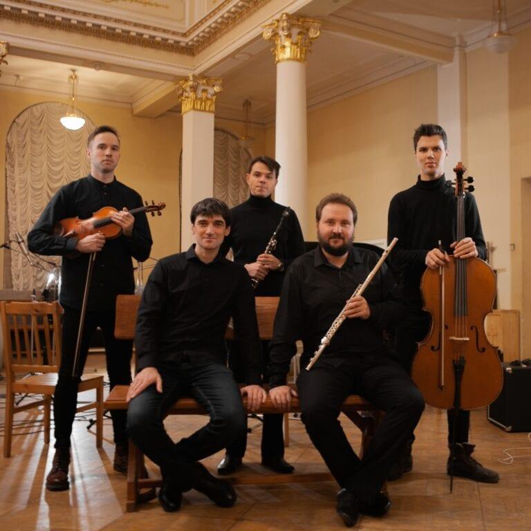 Петербургский МолОт-ансамбль представит концерт «Чайковский+»