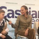 Международный телевизионный конкурс «Щелкунчик» представили на экономическом форуме в Давосе