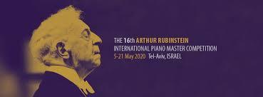 Международный конкурс пианистов имени Артура Рубинштейна - 2020