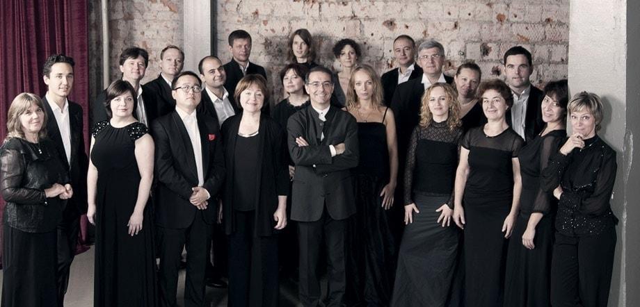 Александр Рудин и камерный оркестр «Musica Viva»