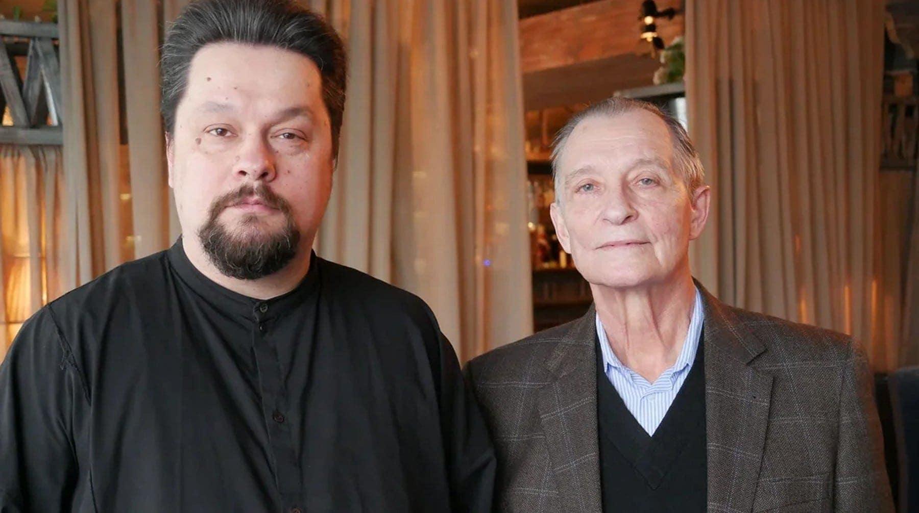 Евгений Волков и Сергей Головушкин