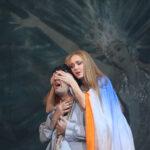 Аида Гарифуллина (Волхова), Нажмиддин Мавлянов (Садко). Фото - Дамир Юсупов