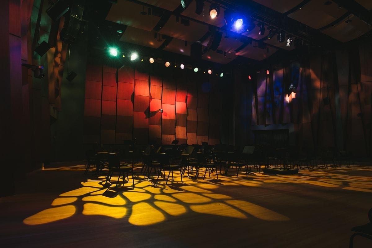 Московский международный дом музыки: новый зал