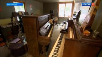 Пианисты из Австралии «спасают» старые фортепиано