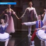Театр Леонида Якобсона показал по Франции балет «Щелкунчик»