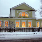Музей-усадьба П.И. Чайковского в Воткинске