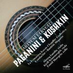 «Фирма Мелодия» представляет альбом «Паганини и Кошкин»
