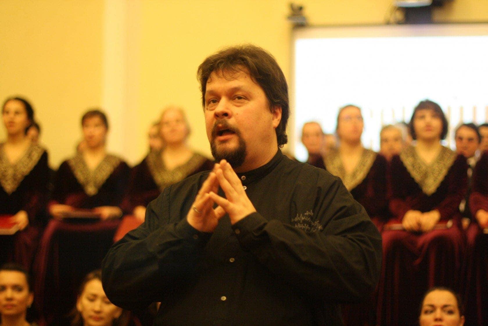 Евгений Волков