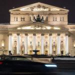 Большой Театр. Фото - Евгения Новоженина/РИА Новости