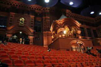 «Геликон-опера» открыла молодежную программу оперных артистов