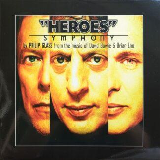 "имфония Филипа Гласса ""Heroes"""