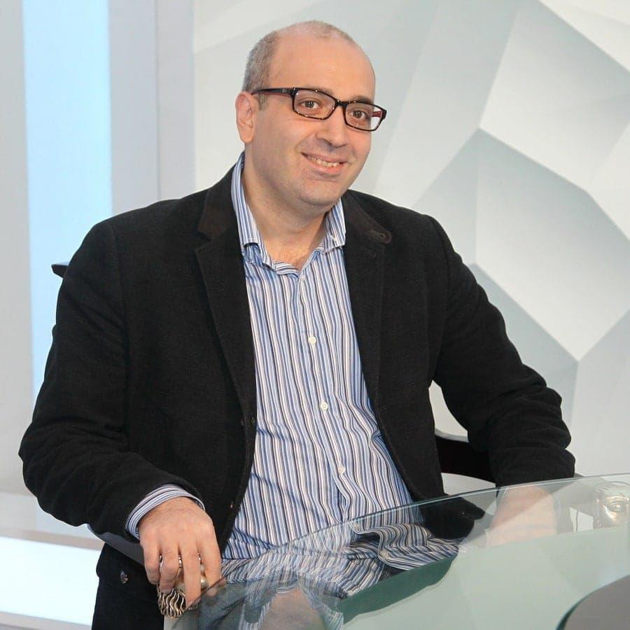 Георгий Исаакян. Фото - Вадим Шульц