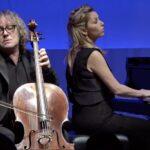 Александр Князев (виолончель) и Басиния Шульман (фортепиано)