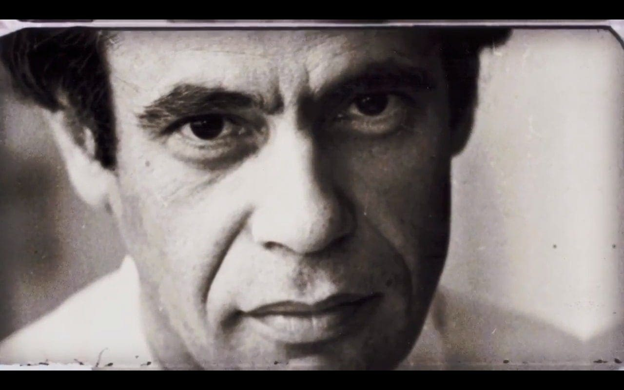 Кадр из фильма«Леонид Коган. Неизвестные хроники»